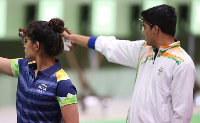 Tokyo Olympics: Manu Bhaker-Saurabh Chaudhary disappoint, fail to qualify for medal matches in 10m Air Pistol Team event