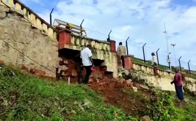 Karnataka Dam Suffers Damage, Authorities Say No Safety Threat