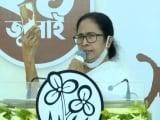 "Video : ""Modi Ji, This Isn't Personal"": Mamata Banerjee's Attack On Pegasus Row"
