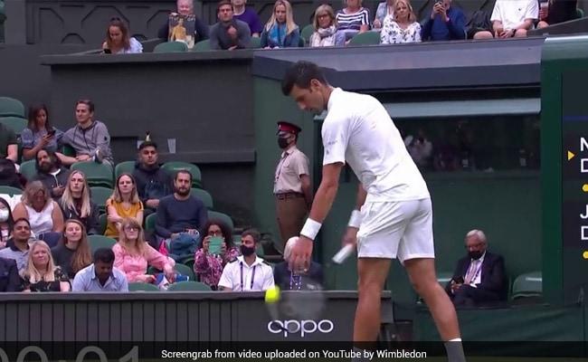 Novak Djokovic Winning A Game In 46 Seconds Is Internet's New Favourite Video