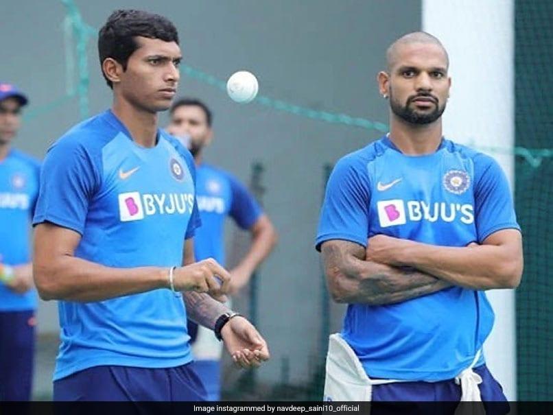 Sri Lanka vs India: Medical Team Handling Navdeep Sainis Injury, Says India Bowling Coach