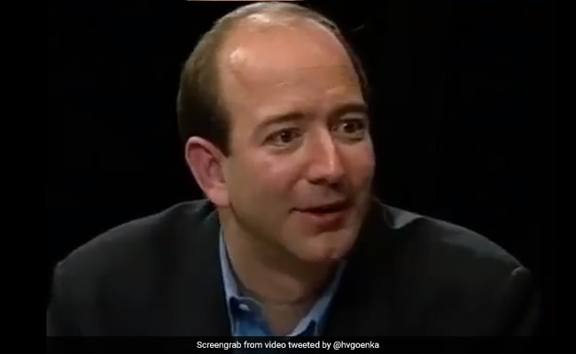 Old Video Shows People Laughing When Jeff Bezos Spoke Of Exploring Space