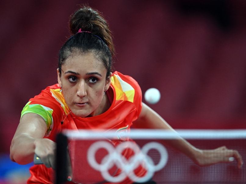 Tokyo Olympics: Indias Table Tennis Star Manika Batra Refuses National Coachs Help During Singles First-Round Match