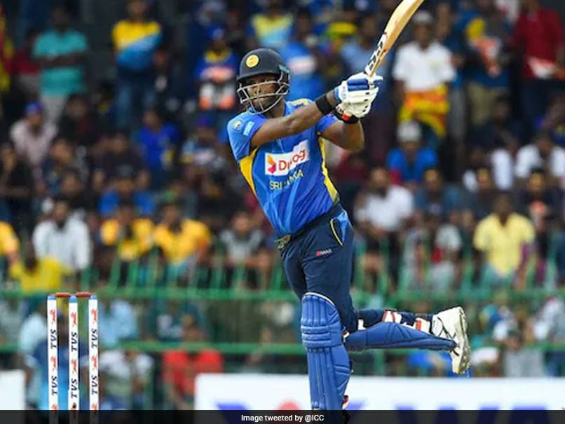 Sri Lanka vs India: Angelo Mathews Opts Out Of Series As Sri Lanka Players Sign Tour Contracts