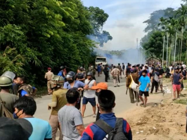 Video : Days After Border Violence, Assam Advises People Not To Travel To Mizoram