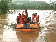 Covid Hospital In Maharashtra Town Inundated, Patients Rescued On Boats