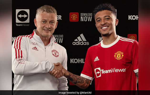 Manchester United Sign Jadon Sancho On 5-Year Deal From Borussia Dortmund