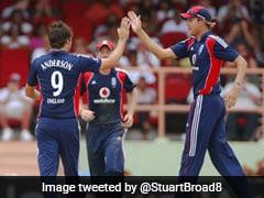 """Still Got Your ODI Cap?"" Stuart Broad Asks James Anderson As Covid Hits England Squad"