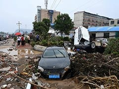 """""""Lost Everything"""": Tales Of Despair After China's Record Rains"""