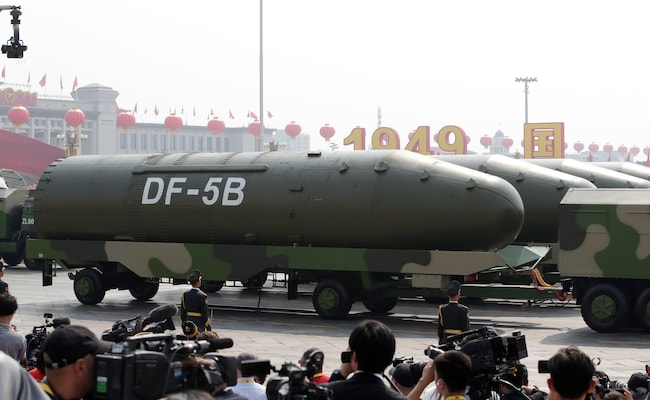 US Concern Over China Nukes Buildup After New Silos Report