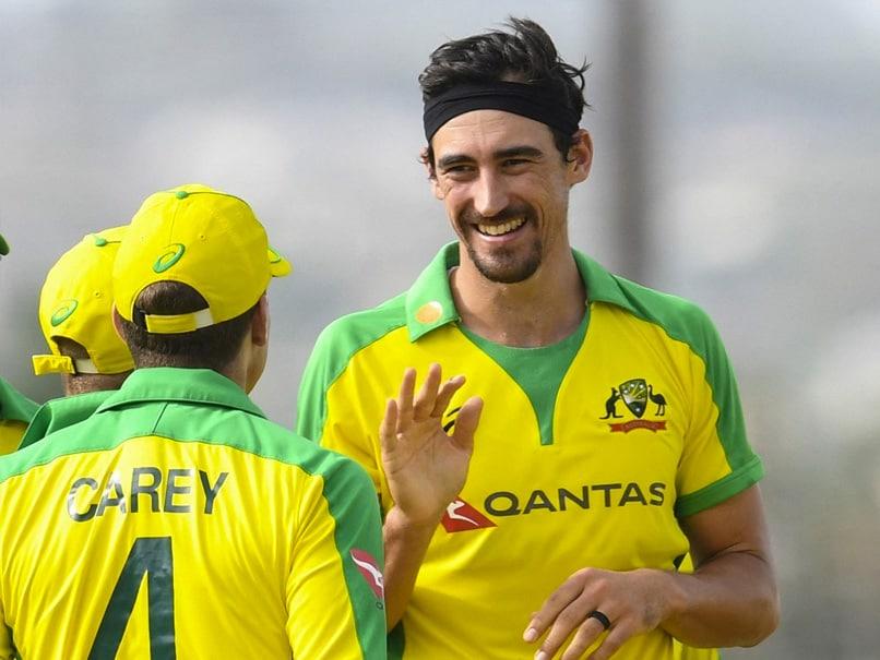 3rd ODI: Bowlers Shine As Australia Seal Series Win Against West Indies