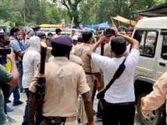 Bihar News: पटना में शिक्षा मंत्री का घेराव करने पहुंचे फिजिकल टीचर अभ्यार्थी, पुलिस ने किया लाठीचार्ज
