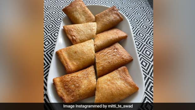 Tawa Bread Rolls: Make These Delicious Pan-Fried Bread Rolls In Just Under 20 minutes