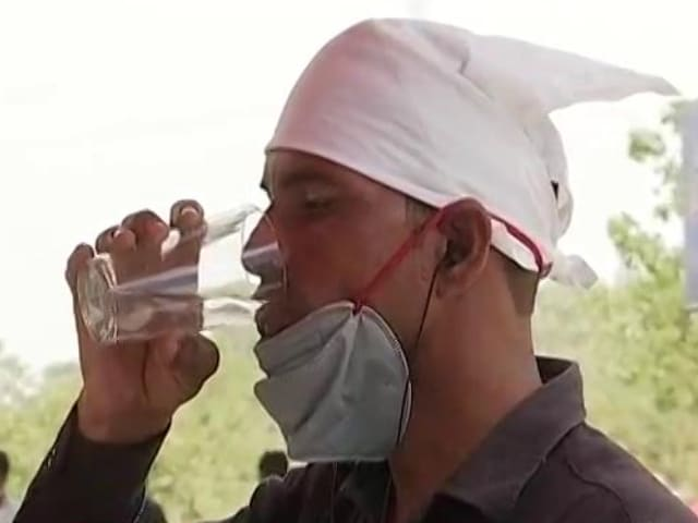 Video : Heat Wave Warning For Delhi, Punjab, UP, Other States Over Next 2 Days