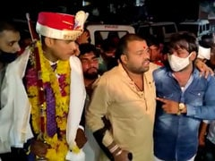 """Dalit Marriage Party """"Stopped From Entering Temple, Assaulted"""", 4 held"""