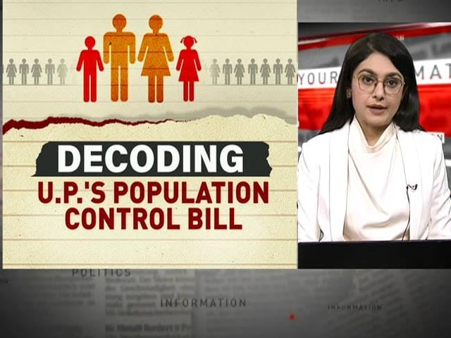 Video : UP's Draft Population Bill: Explained