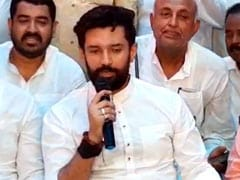 """""""Strong Reservation"""": Chirag Paswan On Uncle's Inclusion In Union Cabinet"""