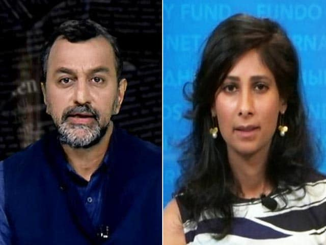 Video : India's Growth Forecast Downgrade: Behind The Numbers