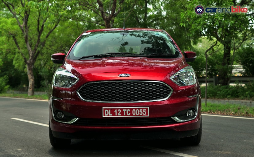 Ford curretly has two plants in India - one is Tamil Nadu and one is Gujarat