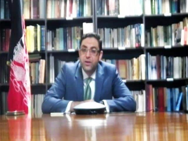 """Video : """"May Need More Military Assistance From India"""": Afghanistan Ambassador To NDTV"""