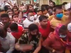 Ujjain Temple Stampede Amid VIP Visits Injures Many, Covid Rules Broken