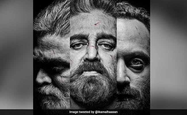 Vikram First Look: Kamal Haasan, Fahadh Faasil And Vijay Sethupathi Set The Internet Ablaze
