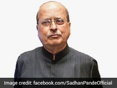 Bengal Minister Sadhan Pande Hospitalised, Condition Critical