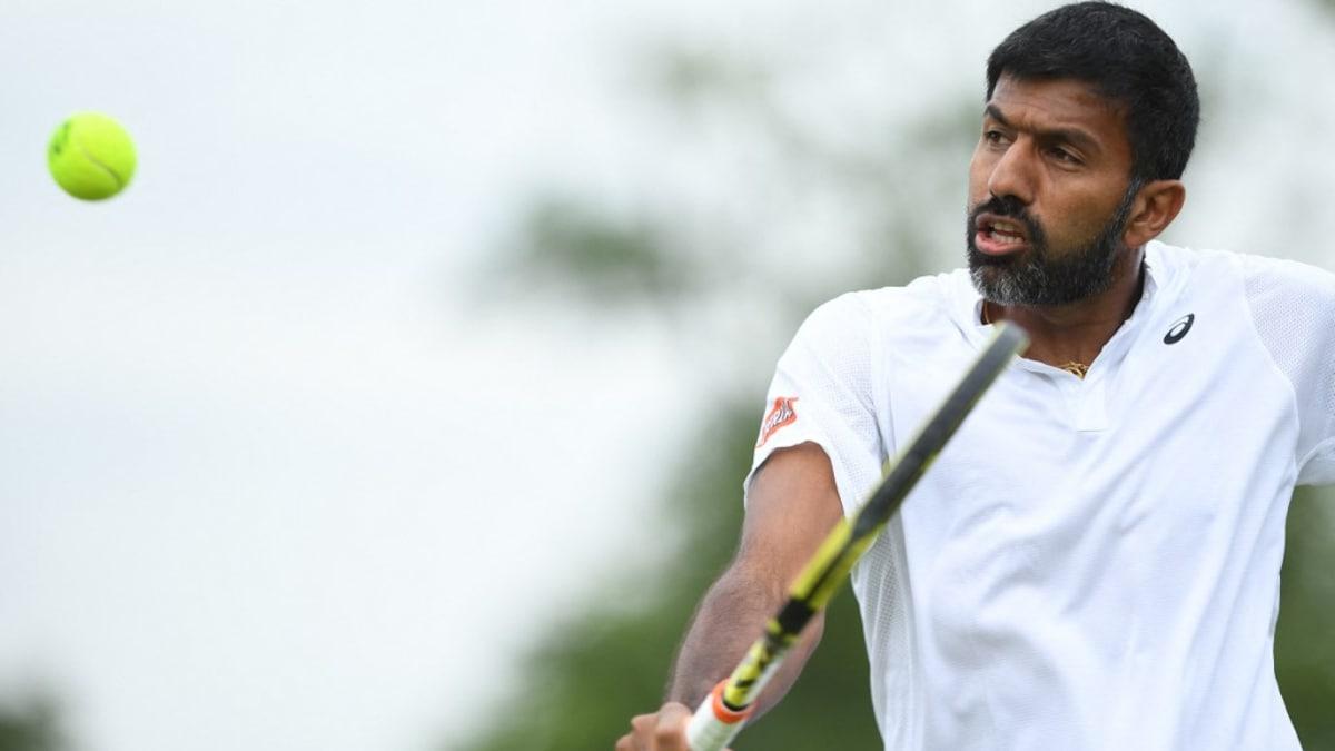 Rohan Bopanna (Source:AFP)