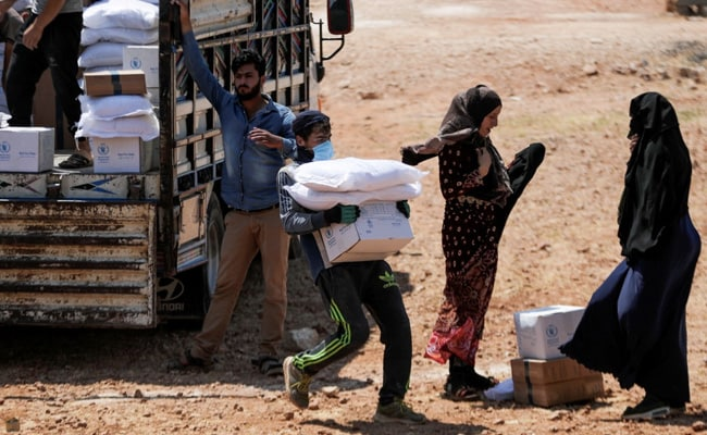 US Strikes Deal With Russia To Continue UN Syria Aid Access
