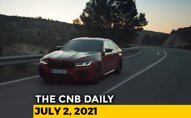 Video : 2021 BMW M5 Competition   Ola e-Scooter Revealed   Hayabusa Bookings   2021 BMW R 1250 GS Launch Date