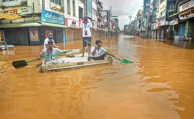 251 Dead In Maharashtra Floods,100 Still Missing: NCP's Nawab Malik