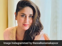 Kareena Kapoor Shows Us That A Gorgeous Embroidered <i>Salwar Kameez</i> Will Never Go Out Of Style