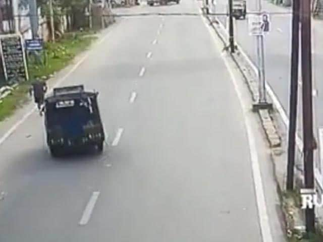 Video : CCTV Of Jharkhand Judge's Murder Spurs Outrage, Raised In Supreme Court