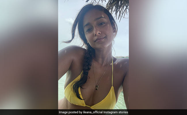From Ileana D'Cruz's Beach Diaries. See What She Posted