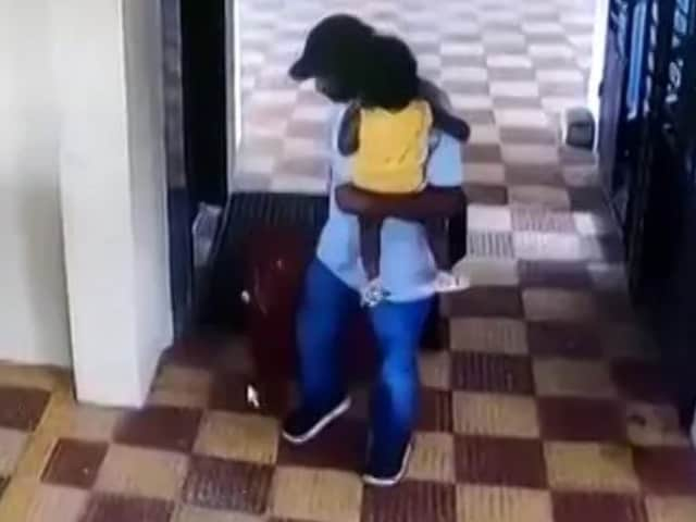 Video : Arrested After CCTV Of Him With Suitcase, Cops Said Wife's Body Within