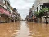 Video : Over 100 Villages In Maharashtra's Sangli Remain Cut Off Amid Floods