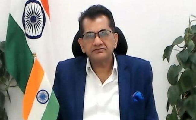 ''Monetisation To Start Cycle Of Infra Creation'': Amitabh Kant To NDTV
