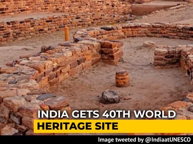 Video : Harappan City Dholavira In Gujarat Added To UNESCO World Heritage List