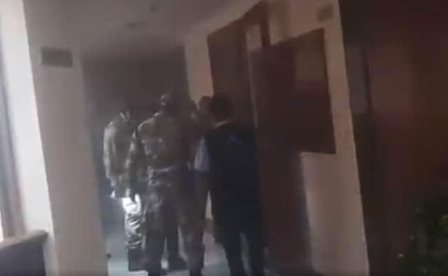 Minor Fire Breaks Out At New Maharashtra Sadan In Delhi, None Injured