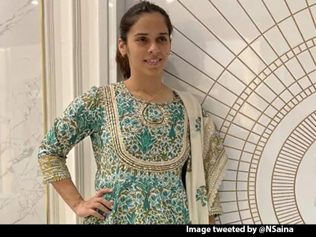 Video : Saina Nehwal Tweet On BJP's Big Show In UP Stirs Up Controversy