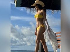 "Kiara Advani, Who Is Missing Her ""Bikini Bod,"" Shares A Stunning Throwback Pic"