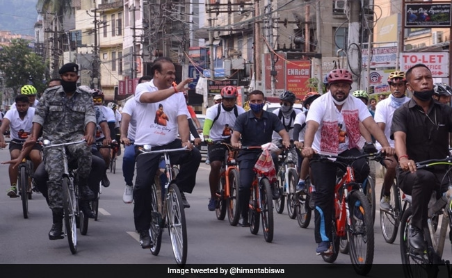 Watch: In Assam, Government, Opposition Unite To Cheer Boxer For Olympics