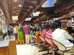 Masks, Social Distancing Missing As Chennai Shops Buzz With Customers