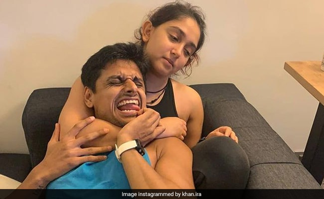 Ira Khan And Boyfriend Nupur Shikhare's Social Media PDA Is Getting Cuter By The Day