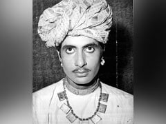 """Pic From Amitabh Bachchan's Look Test For 1971 Film. He """"Actually Got Selected"""""""