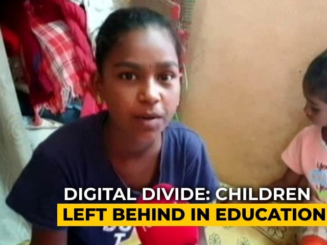 Video : 40% Students In Telangana Don't Have Smartphones, Shows Survey