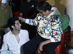 """'Goodbye' Can Be Fun With """"DJ Amitabh Bachchan In The House."""" See His Co-Star's Post"""