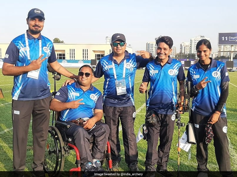 Denied Visas, Indian Para-Archers Pull Out Of Paralympics Qualification Event