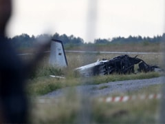 Small Plane Carrying 9 Crashes In Sweden, All Dead: Police