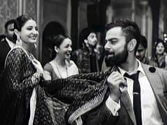 Trending: Anushka Sharma And Virat Kohli In Pics From Sagarika Ghatge And Zaheer Khan's Wedding
